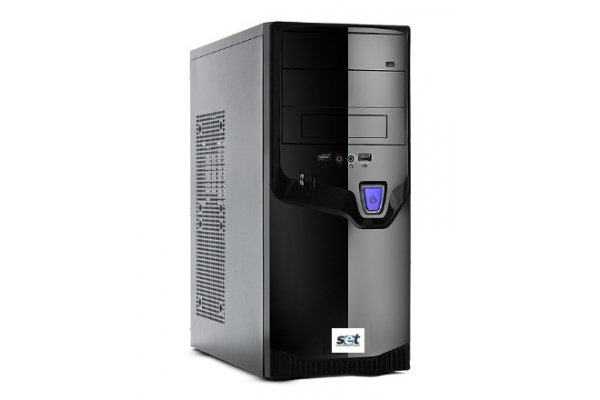 "Компьютер ""SET®"" 5000 Intel® Core™ i5-4460(3.20GHz)/H97/4Gb-DDR3/500Gb/DVD-RW/CR"
